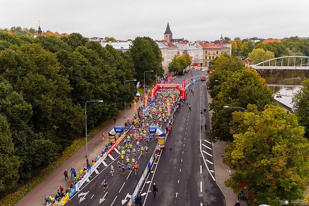 42km start