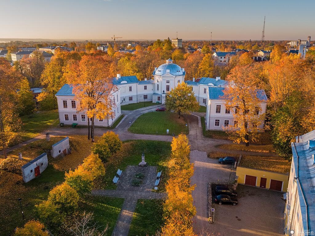 Old Anatomical theatre of Tartu University