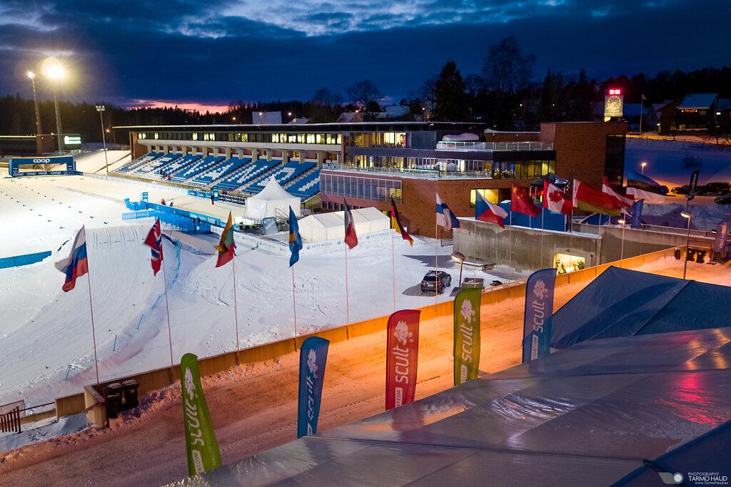 COOP FIS Cross Country World Cup Otepää 2019