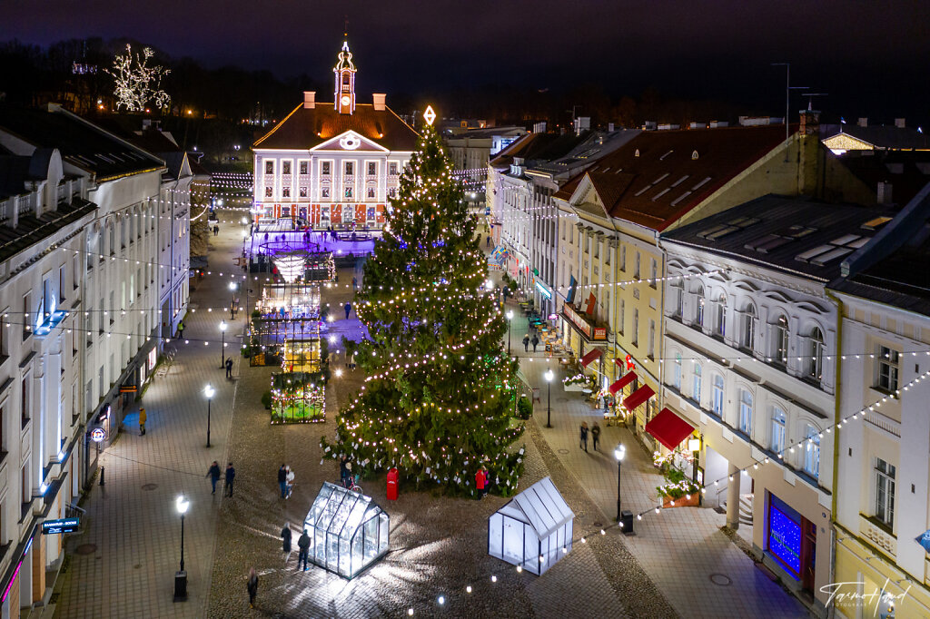 Jõululinn Tartu 2020